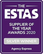 ESTAS Supplier of the Year 2020 - Silver Award