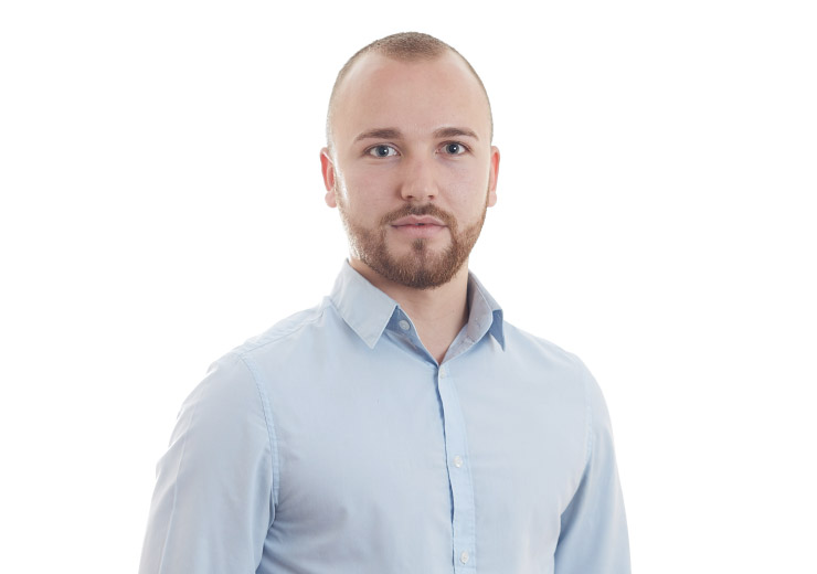 Jordan Plattan - Agency Express Business Development Manager