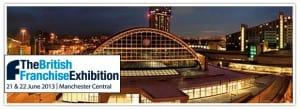 Manchester Franchise Exhibition 2013
