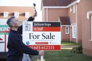 Estate Agency For sale Board