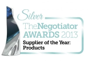 The Negotiator Awards Silver Award