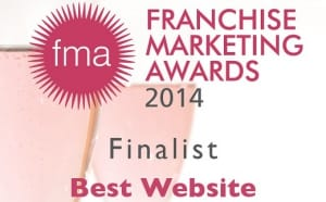 Franchise Marketing Awards Finalist