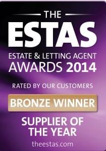 ESTAS Bronze Logo