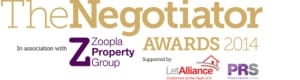 The Negotiator Awards Logo
