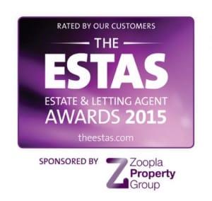 THE ESTAS 2015 Logo