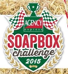 Agency Express SoapBox Challenge 2015 Logo