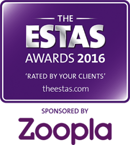 ESTAS Awards Sponsored by Zoopla