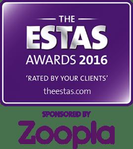 ESTAS Awards Sponsored by Zoopla