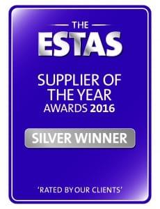 ESTAS 2016 Silver Winner