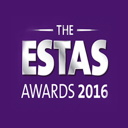 The ESTAS Supplier of the Year awards logo 2016