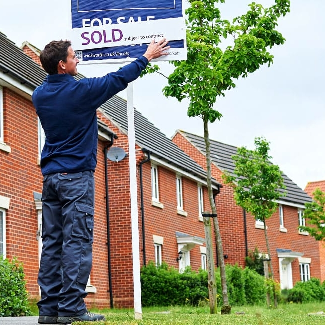 The rise and falls of the UK property market in September