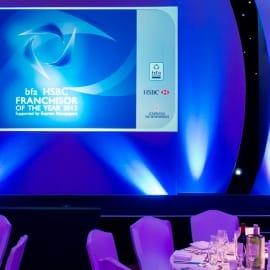 BFA Franchisor of the Year Awards 2013