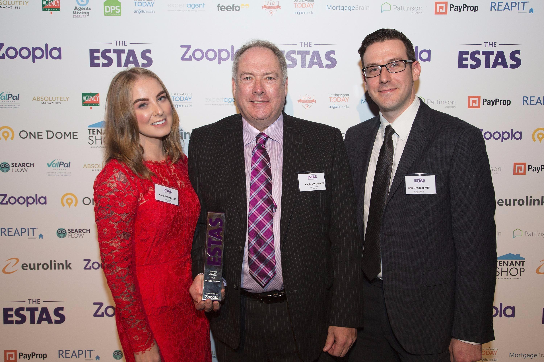 ESTAS Awards 2017