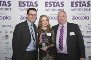 ESTAS Awards 2018 - Supplier of the Year