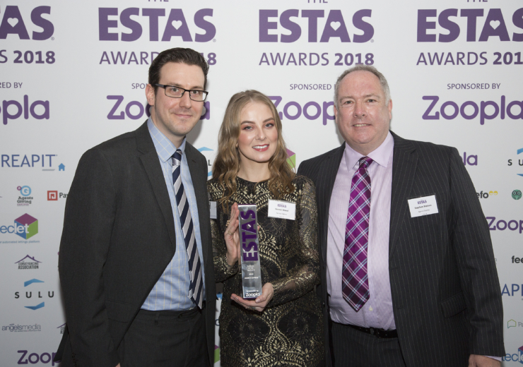 ESTAS Awards 2018 - Supplier of the Year