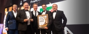 bfa Franchisor of the Year 2018 winners