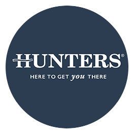 Hunters estate agency testimonial