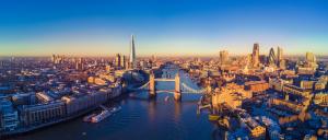 London Skyline - London Property Activity Index. Rental market and market activity.