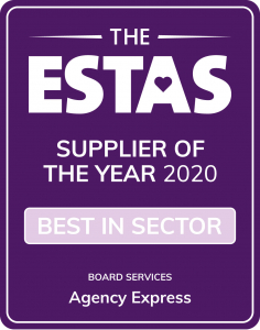ESTAS Awards - Supplier of the Year awards - Best in sector 2020