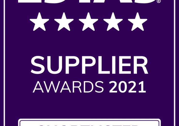 ESTAS Shortlist 2021 - Supplier of the year