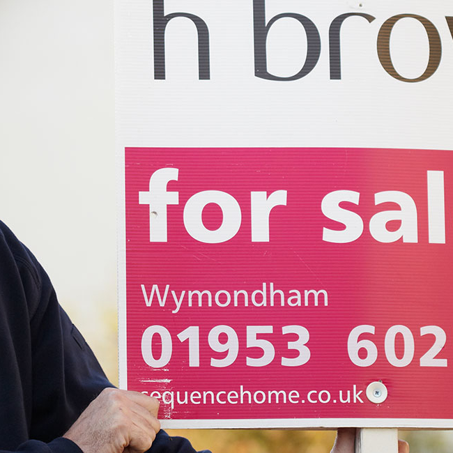 UK property market sees a robust 2013