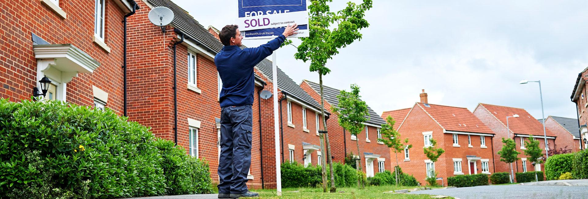 Sold Properties - Property Activity Index data