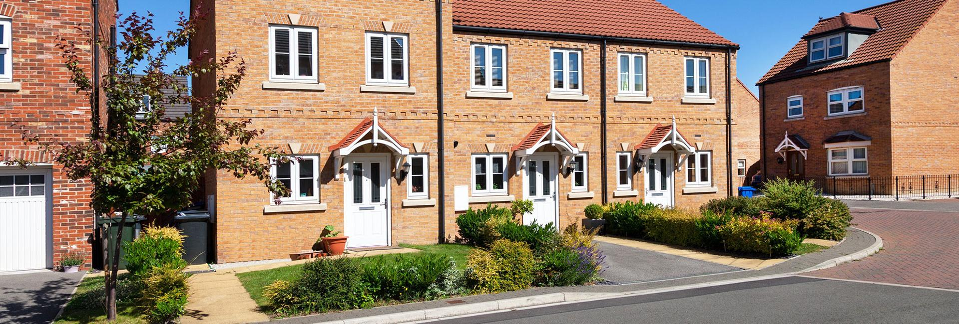New build properties - UK property activity report from the Property Activity Index