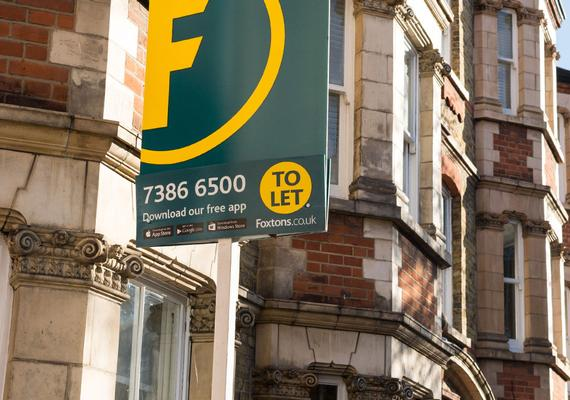 UK lettings market spike during July
