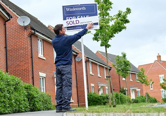 Seasonal slump for UK property market in April 2019