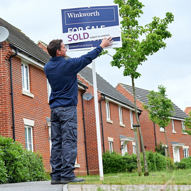 Seasonal slump for UK property market in April 2019